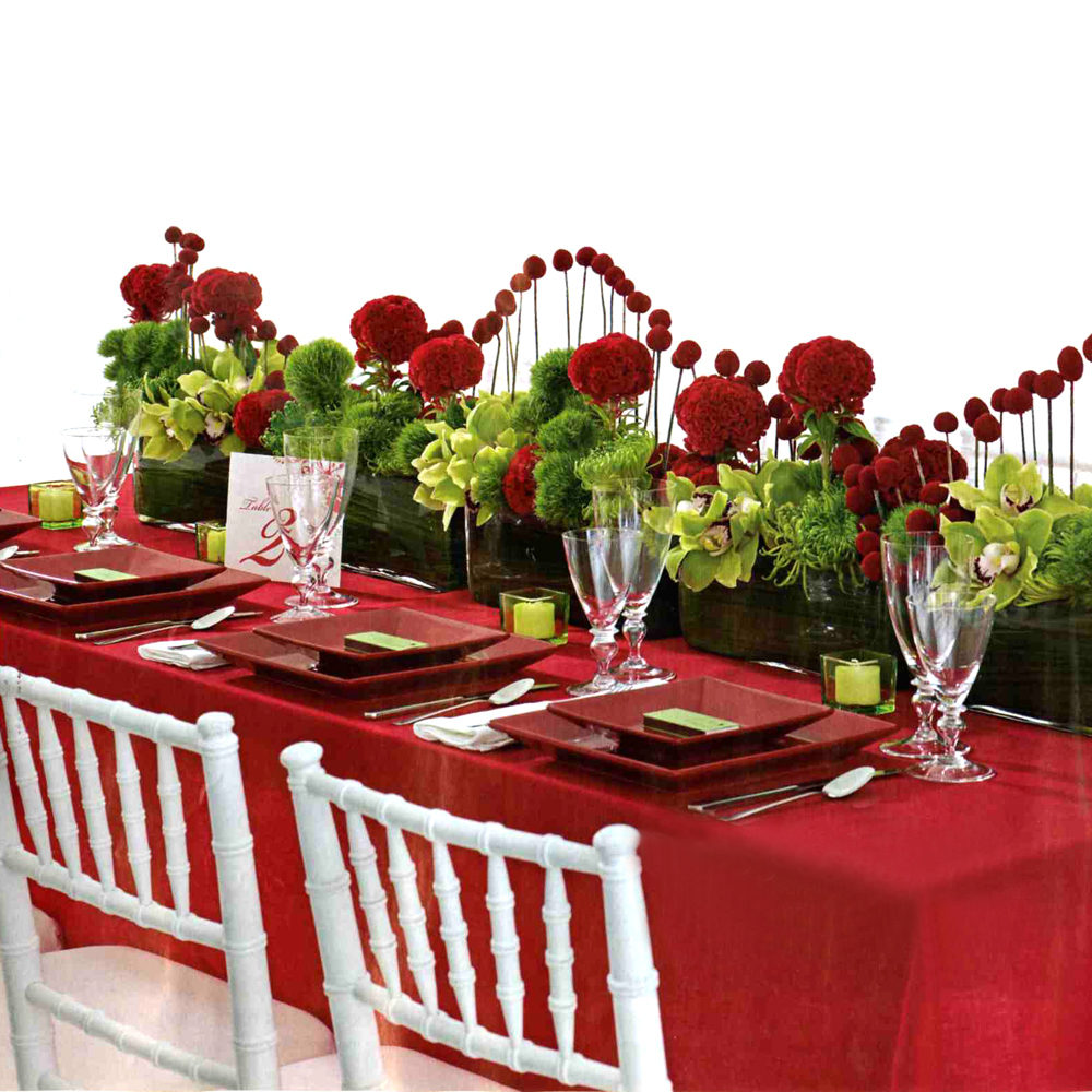 Valentine 39 s day wedding decorating country home design ideas for Table decoration design