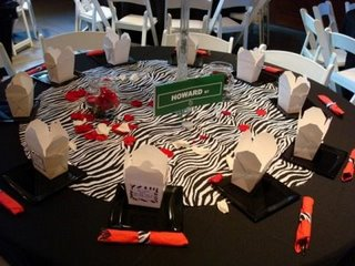 Modern zebra wedding decorations sample wedding decorations modern zebra wedding decorations sample junglespirit