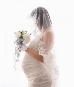 pregnant-wedding