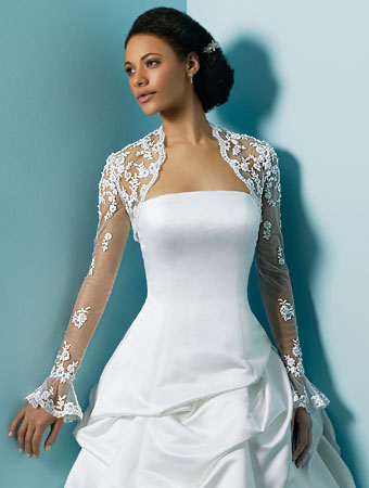 Sporting a Short Jacket on your Wedding Day – bubbly bride