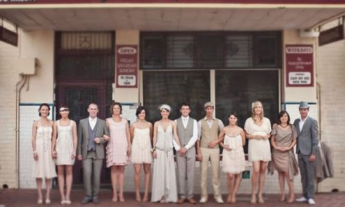 beige-wedding-bridalparty